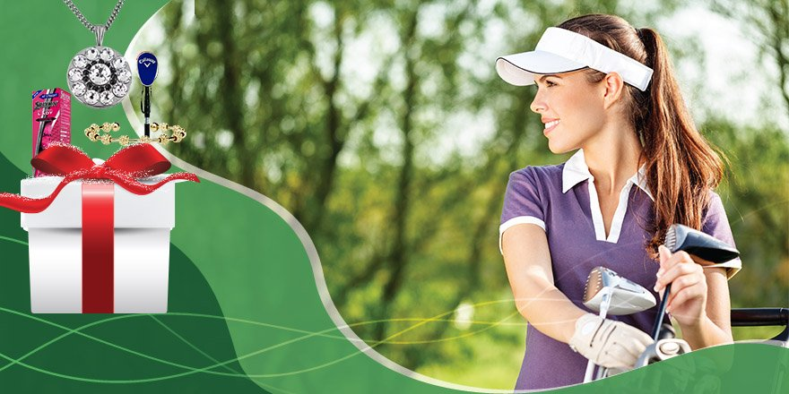 Best Golf Gifts for Women