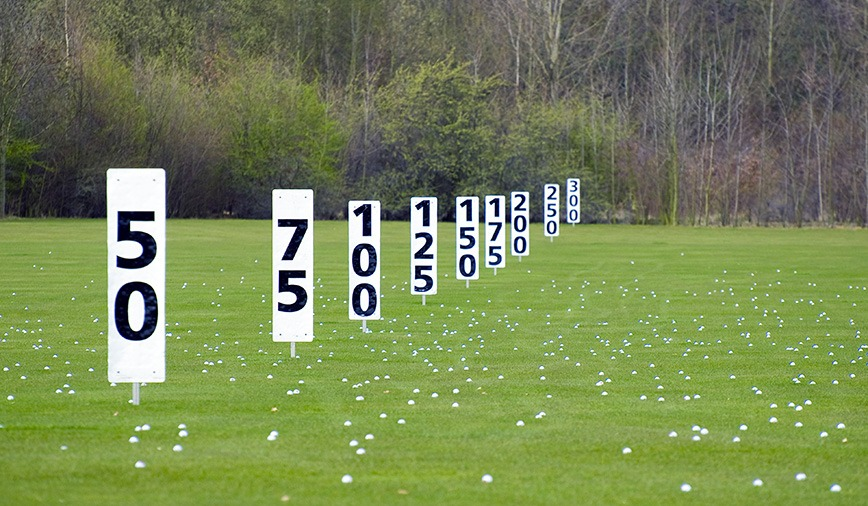 Golf Club Distances